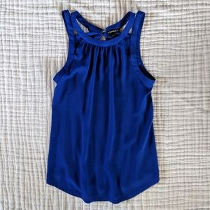 Express Royal Blue Tank